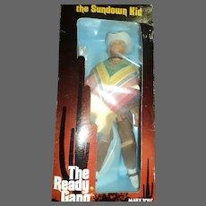 The Sundown Kid The Ready Gang Marx doll Free P&I US Buyers