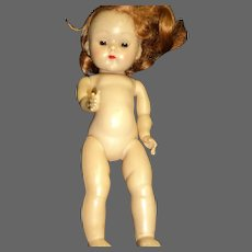 Bad Hair Day PL Strung Ginny doll Free P&I US Buyers