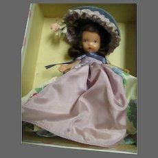 # 152 Nancy Ann SB Doll Mary had a Little Lamb w/ box