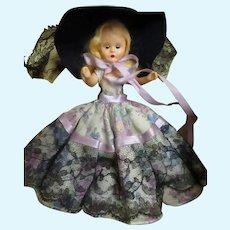 #307 Operetta Series Merry Widow Nancy Ann SB Doll w/ box Free P&I US Buyers