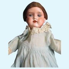 German Metzler 890 E 2/0 m Doll for restoration Free P&I US Buyers
