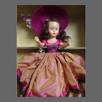 No 196 NASB  doll October Pl Free P&I US Buyers