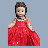 Madame Alexander Little Women Alexander Kins Jo Free P&I US Buyers