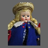 Adorable strung Ginny Doll Free P&I US Buyers