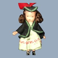 NASB doll One Two Button My shoe Free P&I US Buyers