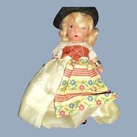 Nancy Ann Story Book Doll Swiss JL Free P&I US Buyers