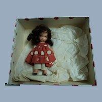 #197 Jill in J&J box Nancy Ann storybook doll Free p&I US Buyers