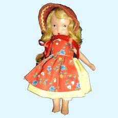 #120 To Market Jl Nancy Storybook Doll Free P&I US buyers