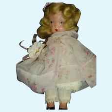 #121 He Loves Me Nancy Ann Storybook doll Free p&I US buyers