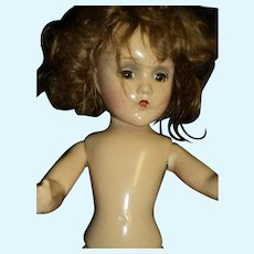 """14"""" Madame Alexander Wendy compo Bad Hair Day doll Free P&I US Buyers"""