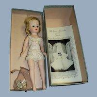 Beautiful Madame Alexander #900 Cissette doll Free P&I US Buyers