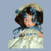 NASB doll  #152 Mary Had A Little Lamb jl Box Free P&I US Buyers