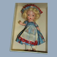 NASB doll #109 Little Betty Blue JL Box Free P&I US Buyers