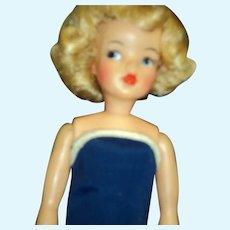 Beautiful Platinum Blonde Tammy doll Free P&I US Buyers
