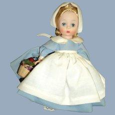 "8"" Madame Alexander Wendy Face Bk Priscilla HTF Doll Free P&I US Buyers"