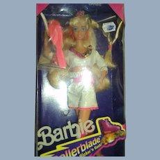1991 Rollerblade Barbie Doll Free p&I US Buyers