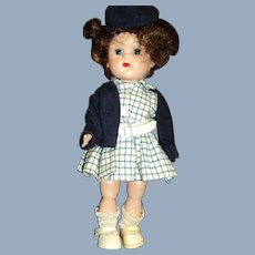 Beautiful BK Ginny doll, box, booklet and three boxed outfits free P&I US Buyers!