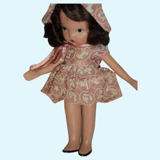 Nancy Ann Storybook doll JL School Dress Free P&I US Buyers