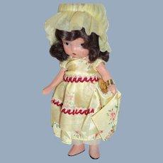#118 Little Miss Muffet JL Nancy Ann Storybook doll Free P&I US Buyers
