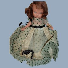 #161 Nancy Ann Storybook doll Jl Jennie tag Free p&i US Buyers