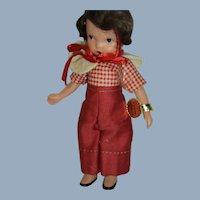 112 JL Dillar a Dollar Nancy Ann Storybook Doll Free P&I US Buyers