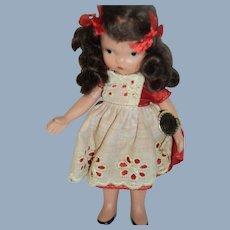 129 Annie a Garden Gate Nancy Ann Story Book Doll Free P&I US Buyers