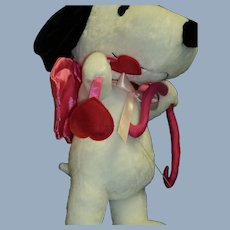 """It is never to early to say I Love You With this wonderful 20"""" SNOOPY Free P&I US Buyers"""