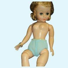 Vintage pretty Madame Alexander Cissette Doll Free P&I US Buyers