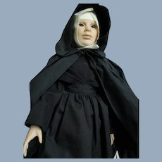 Little Sisters of the Poor Nun Doll Free P&I US Buyers