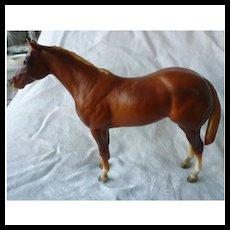 Chestnut Lady Phase Breyer Horse Mold # 40