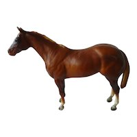 Chestnut Lady Phase Breyer Horse Mold # 40