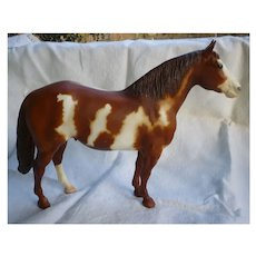 Vintage Yellow Mount Famous Paint Breyer Horse Mold # 50