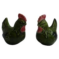 Chickens Salt and Pepper Shakers Set