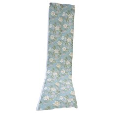 Lotus Blossoms Leaves and Fronds Richloom Decorator Fabric