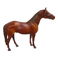 Man O' War Famous Thoroughbred Breyer Horse Mold # 47