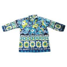 Reef Vintage Hawaiian Pullover Shirt