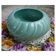 Franciscan Ware Coronado Aqua Bulb Bowl