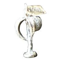 Palm Springs Souvenir Palm Tree Silver Charm