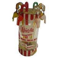 Whistle For Your Drink Highball Cocktail Mixers Set