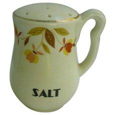 Hall Jewel Tea Autumn Leaf Salt Shaker