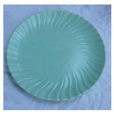 Franciscan Ware Coronado Turquoise 10 1/2 Inch Plate