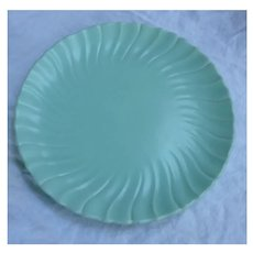 Franciscan Ware Coronado Turquoise 10 1/2 Inch Plate