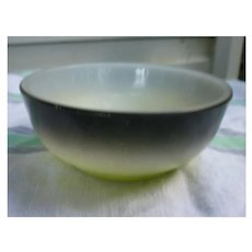 Federal Glass 5 Inch Shaded Bowl
