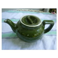 Green Hall Restaurant Ware Individual Teapot