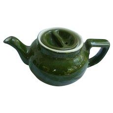 Green Hall Restaurant Ware Individual Teapot