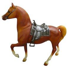 Western Prancing Horse Breyer Horse Mold # 110