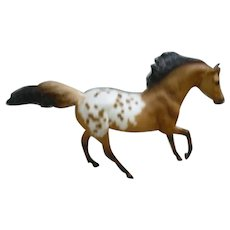 Breyer Classic Appaloosa Dun Andalusian Stallion #3060ST