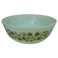 Pyrex Crazy Daisy Nested Mixing Bowl 404
