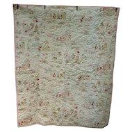 Vintage Bunnykins Child's Quilt