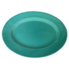 Harlequin Original Spruce Glaze Oval Platter